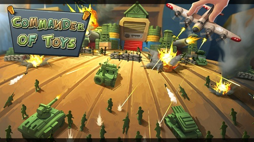 Descargar Commander of Toys para Android y Tablet