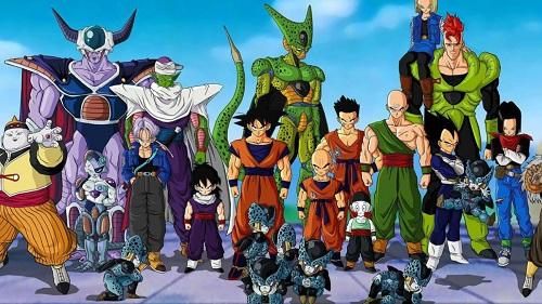 Descargar adelantos de la nueve serie de Dragon Ball para Android