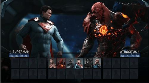 Elige tu personaje favorito