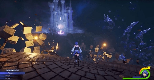 gameplay-kingdom-hearts