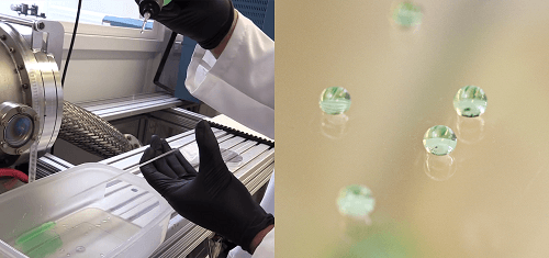 material-superhidrofobico