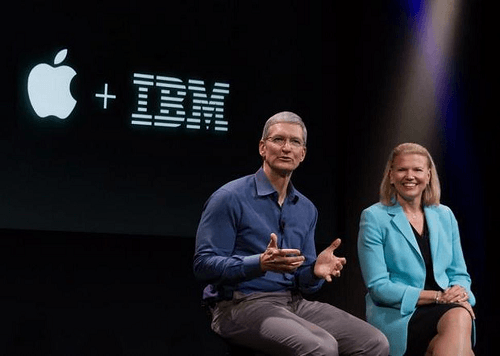 alianza-entre-ibm-y-apple