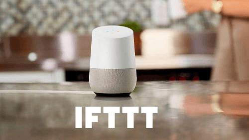 ifttt-y-google-home
