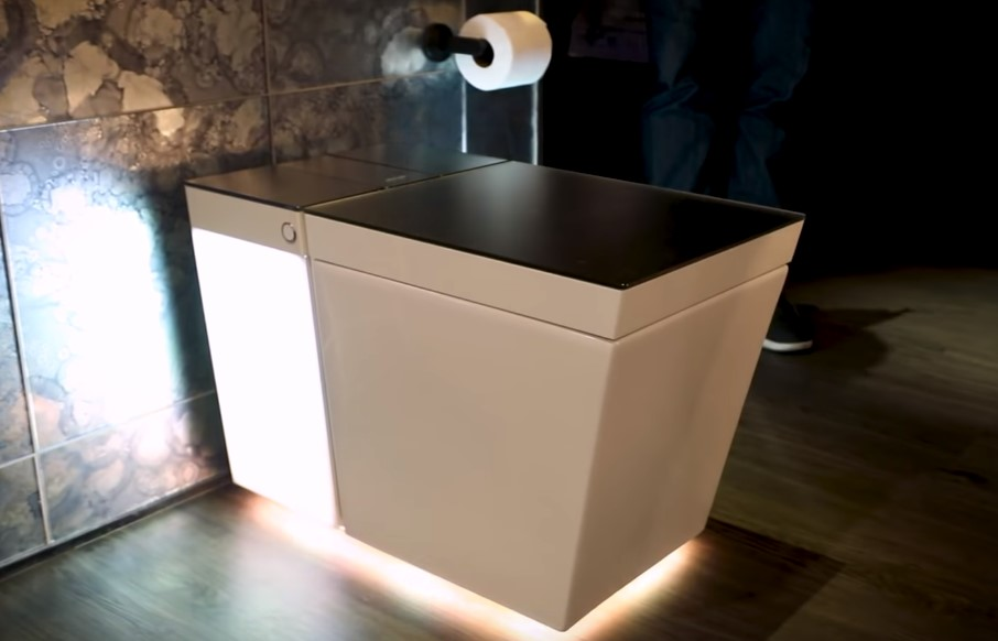 Alexa los baños inteligentes de Kohler numi 2.0