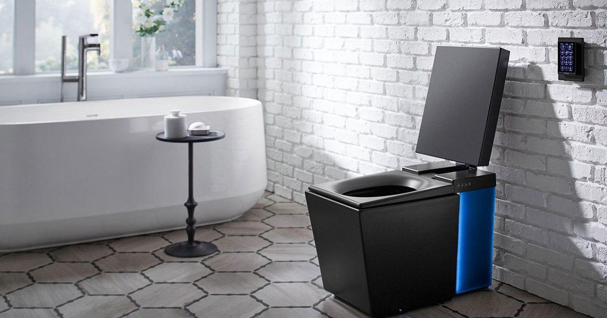 Alexa se integra con los inodoros inteligentes de Kohler numi 2.0