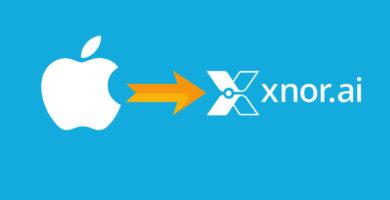 Apple compra Xnor Una Empresa de Inteligencia Artifical por $200 millones de dolares