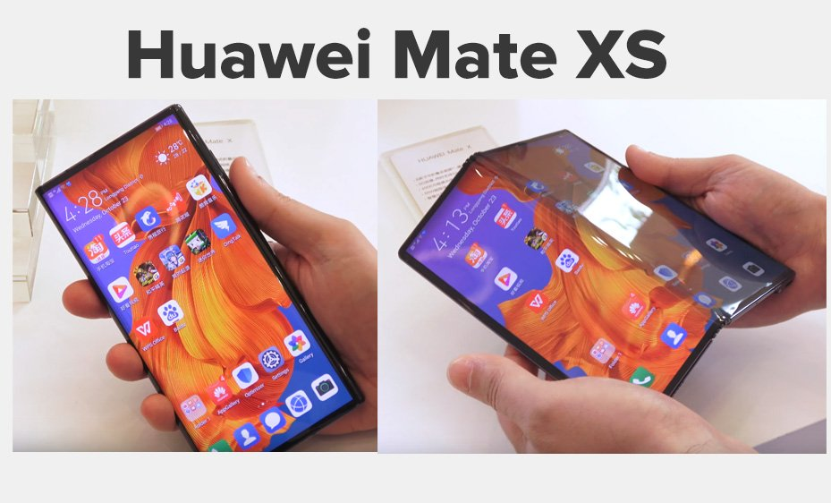 Huawei Mate XS lanzamiento marzo del 2020