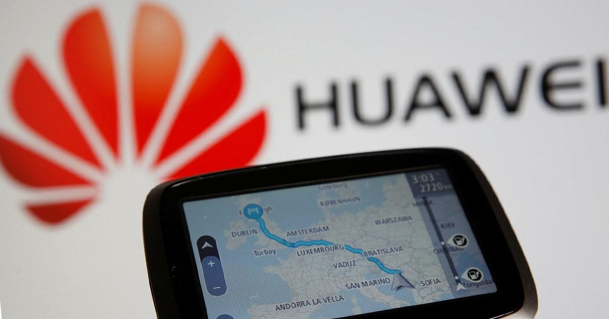 Huawei se asocia con TomTom como alternativa a Google Maps para sus telefonos inteligentes android