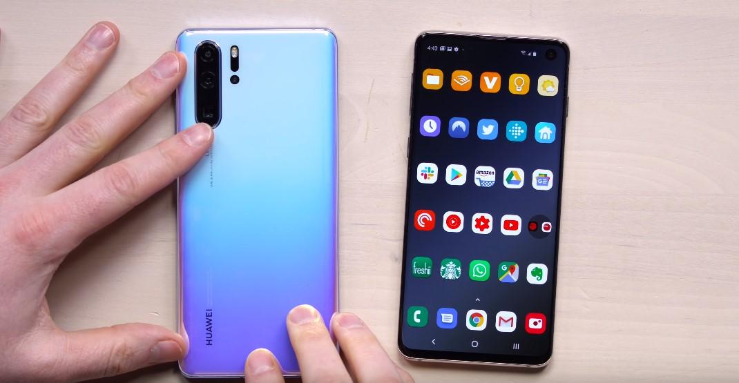 Huawei supera su récord de ventas en 2019