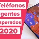 Los Teléfonos inteligentes más esperados del 2020
