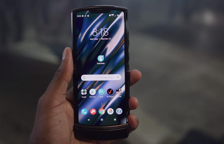 Motorola Razr 2020 saldrá a la venta el 6 de febrero después del retraso