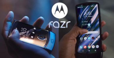 Motorola Razr Se lanzará el 6 de febrero después del retraso