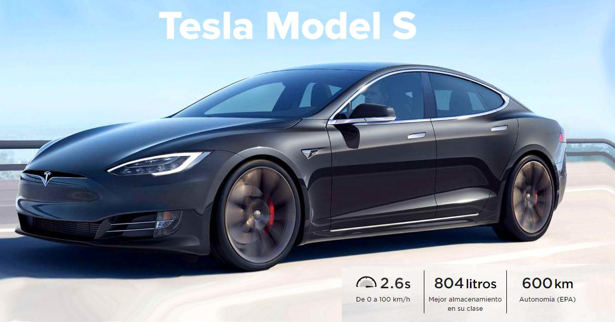 Tesla Model S Pronto alcanzará los 645 km según Elon Musk