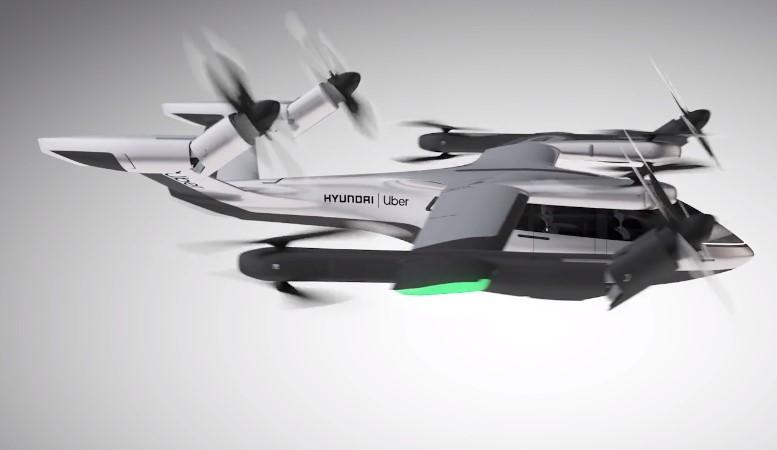 hyundai sa1 ces 2020 uber air