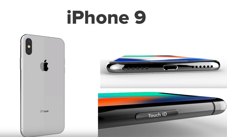 iphone 9 apple entre marzo y Junio del 2020