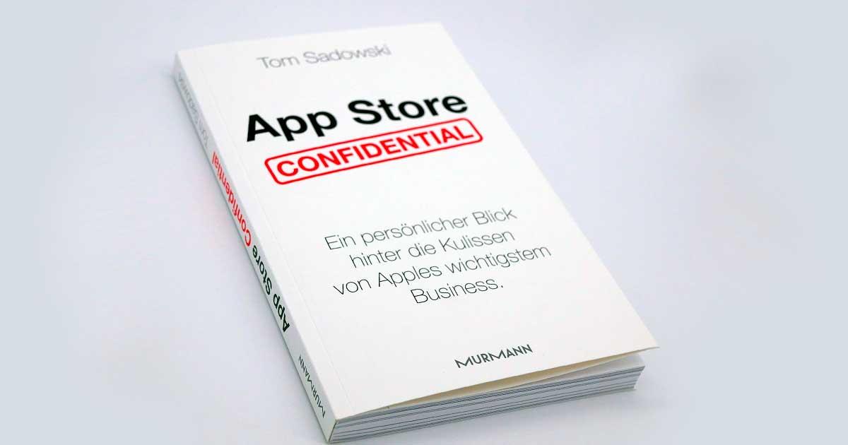 """Apple demanda al autor del libro """"App Store Confidential"""" por revelar Secretos Comerciales"""