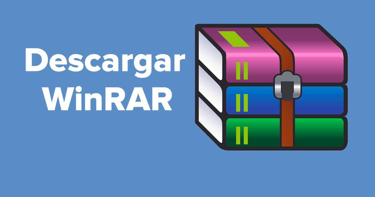 Descargar WinRAR Gratis para Windows 32 y 64 bits
