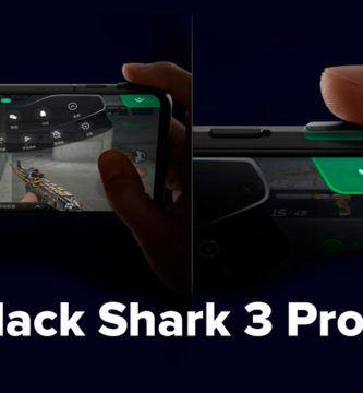 El Black Shark 3 Pro ofrecerá unos gatillos mecánicos y carga magnética
