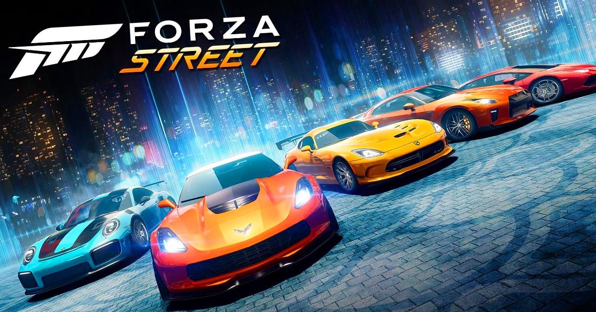 El juego Forza Street confirma su lanzamiento para Android e iOS