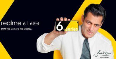 La serie Realme 6 y 6 Pro se lanzará el 5 de Marzo en la India