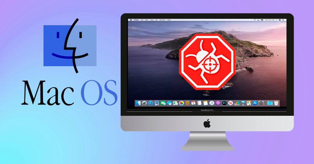 Las Computadoras Mac sobrepasan a Windows en riesgo de Virus adware malware