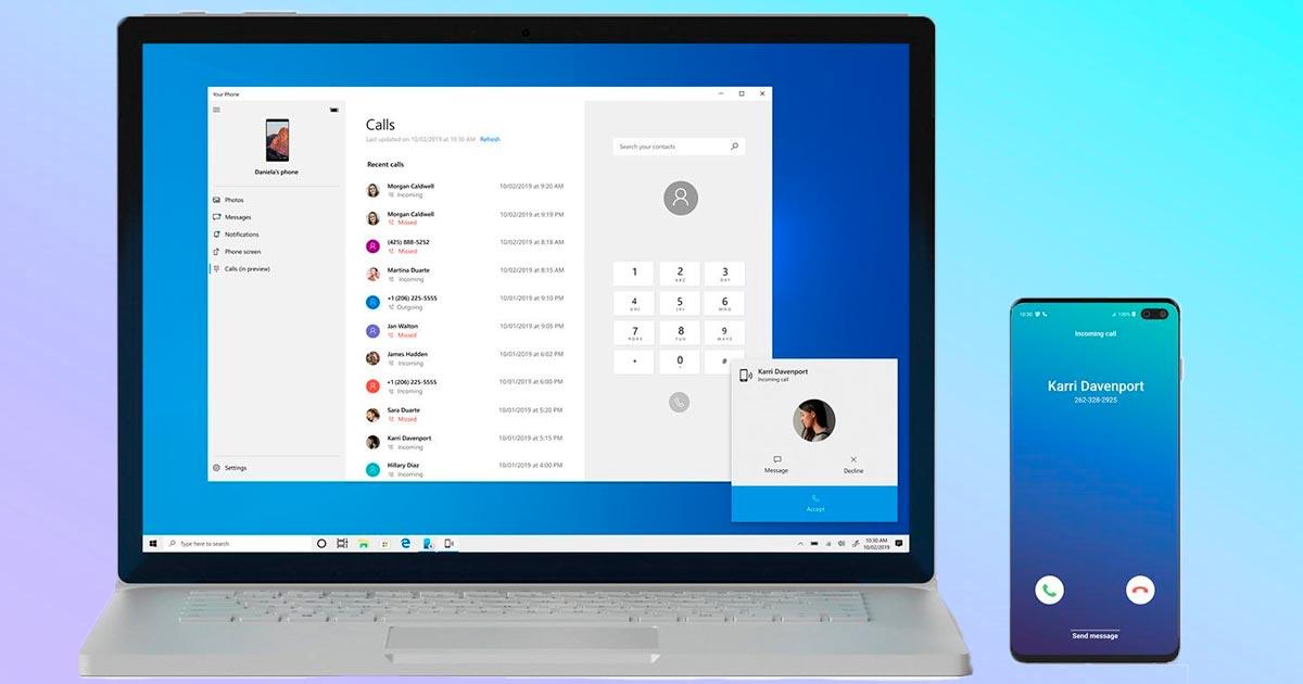 Los usuarios de Galaxy S20 ahora pueden enviar o recibir mensajes RCS en PC Windows