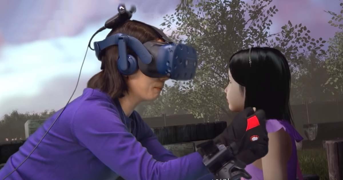 Madre se reúne con su hija fallecida gracias a la Realidad Virtual