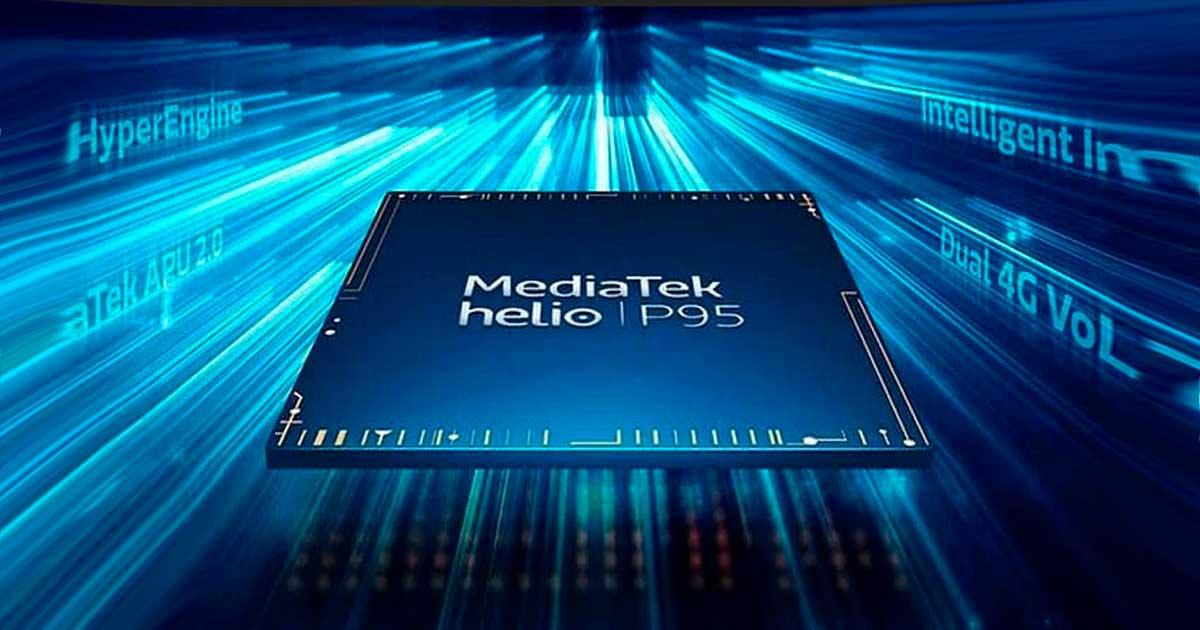 MediaTek Helio P95 anunciado con APU 2.0 y soporte para cámara de 64MP