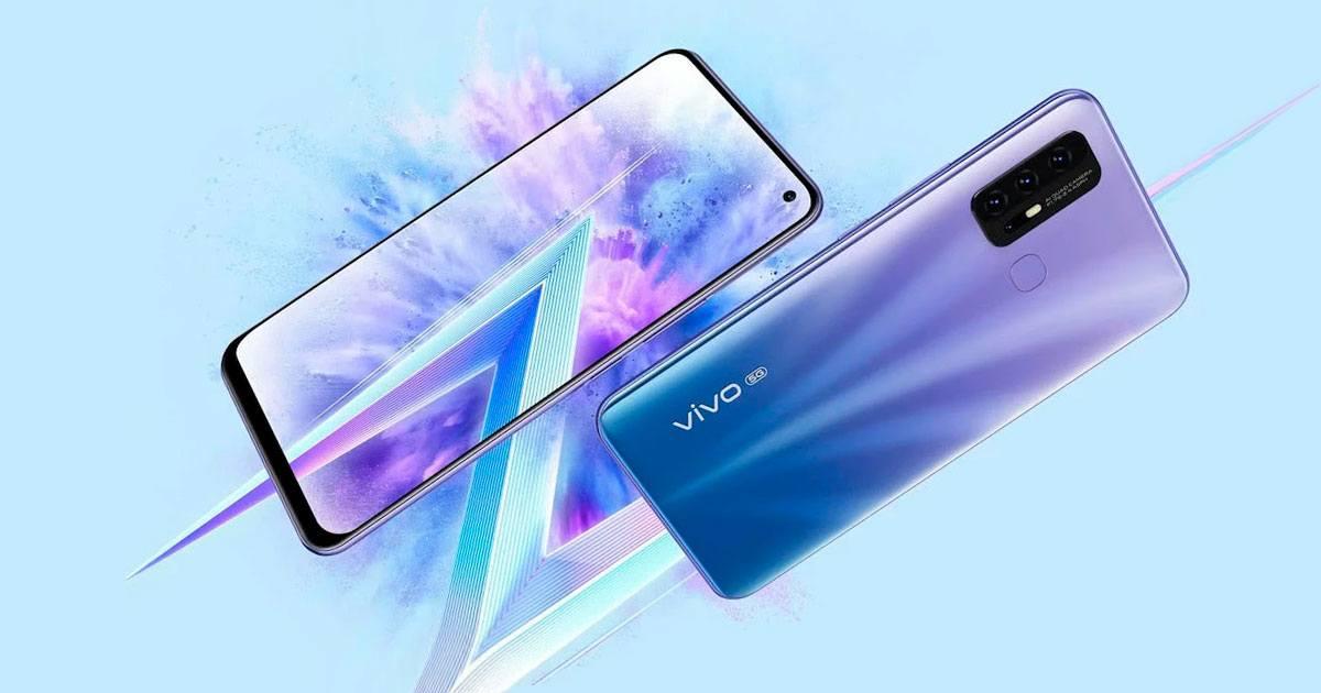 Nuevo teléfono Vivo Z6 5G, ficha técnica, características y precio