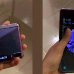 Samsung Galaxy Z Flip: Nuevo vídeo filtrado de como será el teléfono