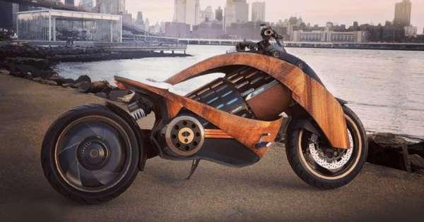 Solo 12 Motocicletas Newron EV-1 están disponibles en Pre orden