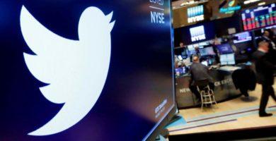Twitter aumenta su número de usuarios y sus acciones se disparan