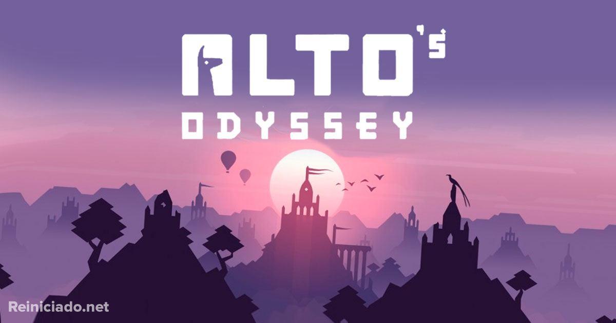 Alto's Odyssey y Alto's Adventure : Descarga gratis por el Coronavirus