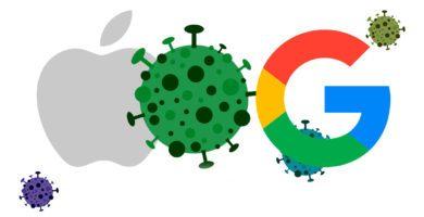 Apple y Google eliminan aplicaciones falsas sobre el Coronavirus