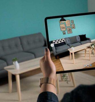 Así es como se ve el nuevo sensor LiDAR del iPad Pro usando ARKit