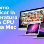 Cómo verificar la temperatura de la CPU en una Mac