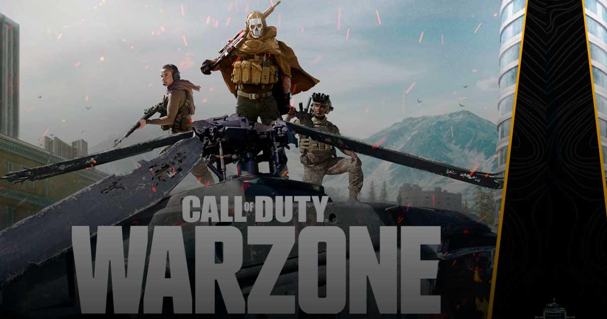 Call of Duty: Warzone registra 6 millones de jugadores en las primeras 24 horas