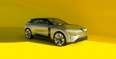 El Nuevo Renault Morphoz Concept: El auto que se estira y se encoge