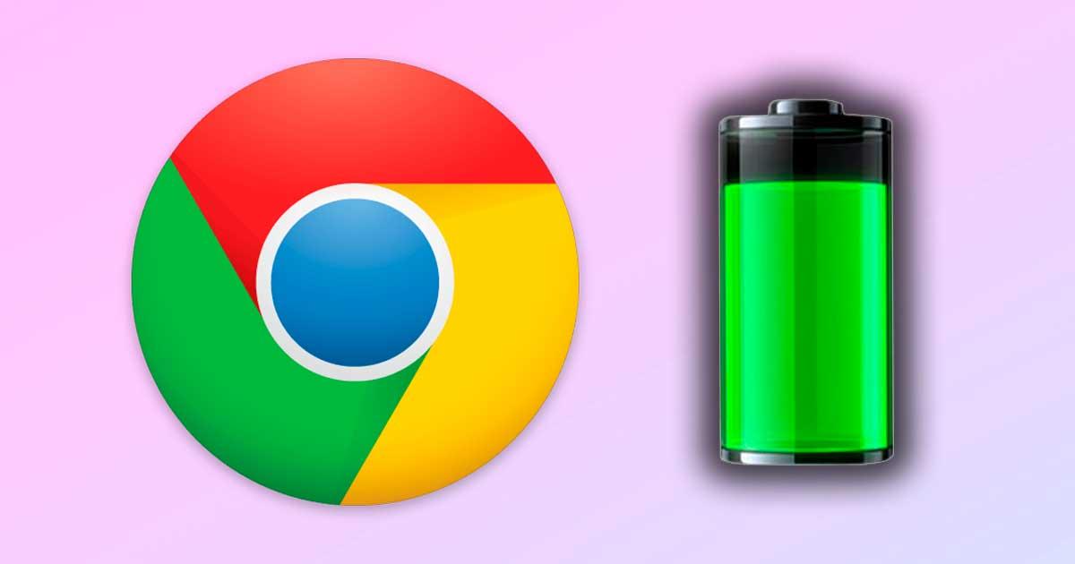 Google Chrome reducirá el consumo de batería y mejorará el rendimiento