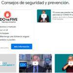 Google promete $50 millones de dolares para combatir el Coronavirus