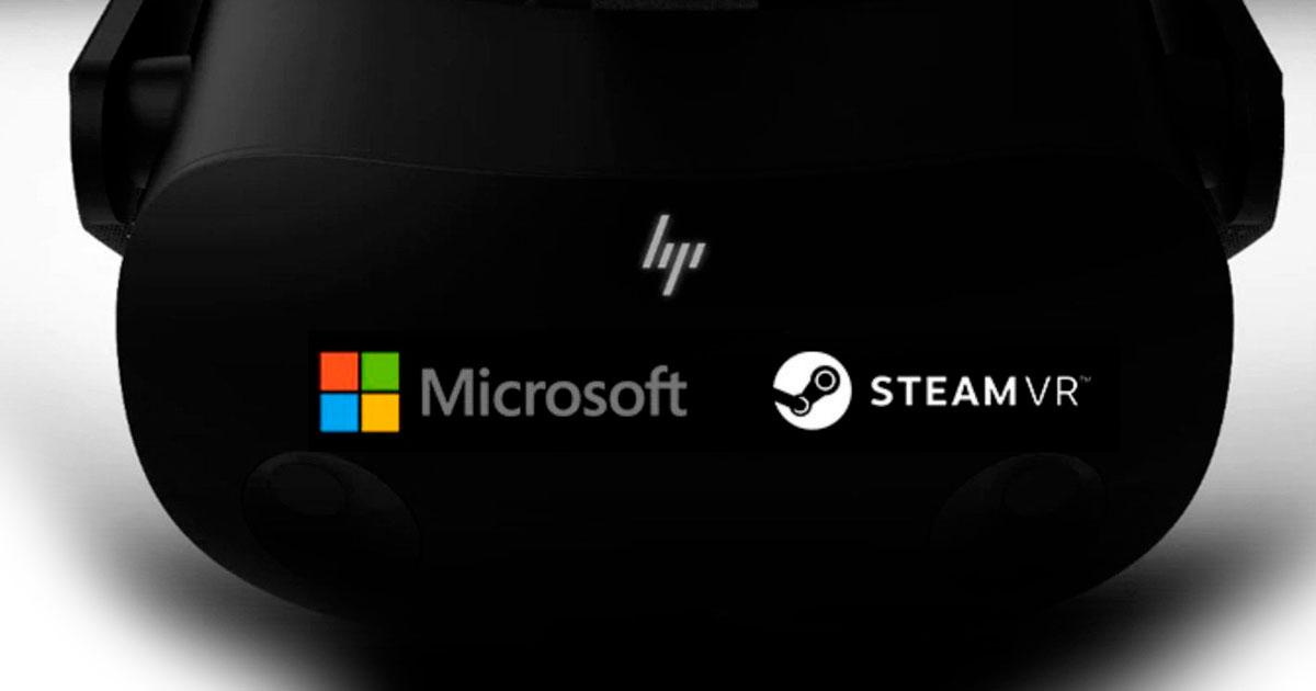 HP está trabajando con Microsoft y Valve en unas VR de próxima generación