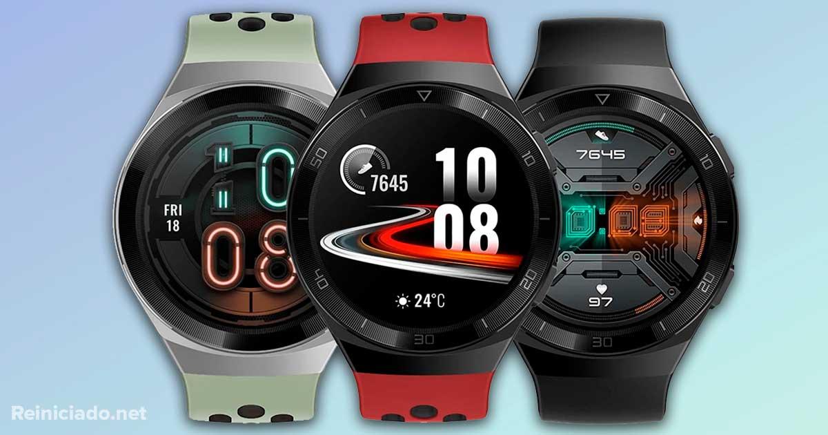 Huawei Watch GT 2e confirmado para su lanzamiento el 26 de Marzo