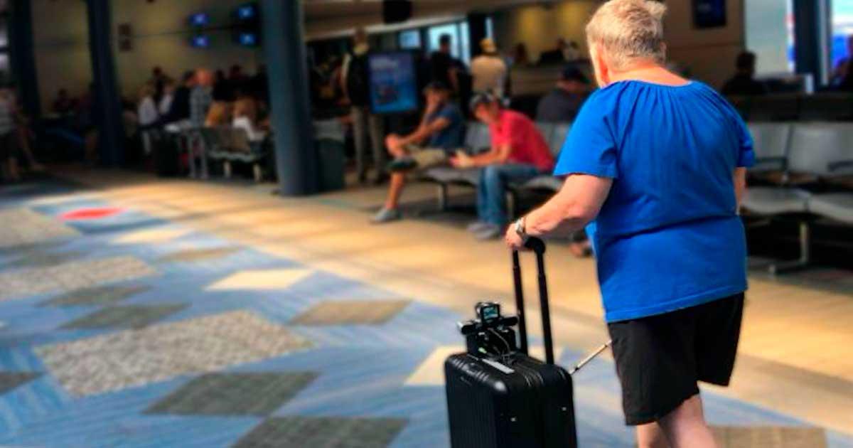 IBM desarrolla maleta con Inteligencia artificial para guiar a personas con discapacidad visua