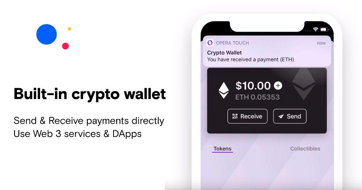 Los usuarios de Opera en estados unidos Ahora pueden comprar Bitcoin con Apple Pay