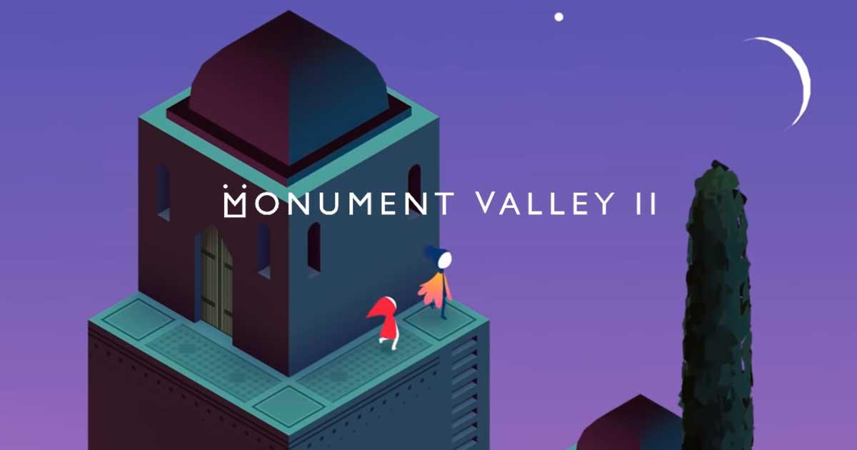 Monument Valley 2 está gratis en Android para descargar en Play Store