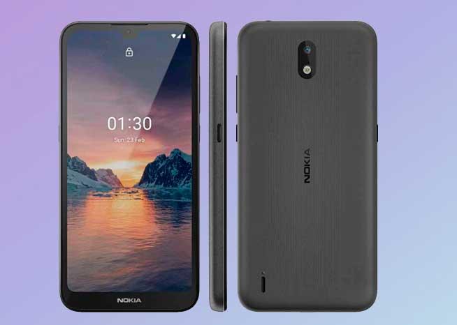 Nokia 1.3: Caracteristicas, Precio y Fecha de lanzamiento