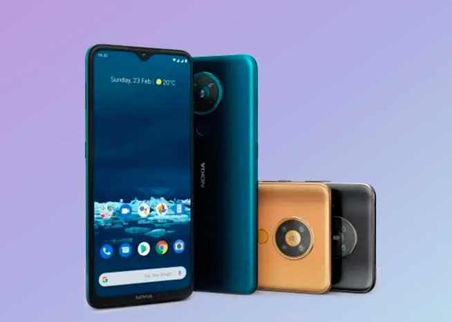 Nokia 5.3: Caracteristicas, Precio y Fecha de lanzamiento