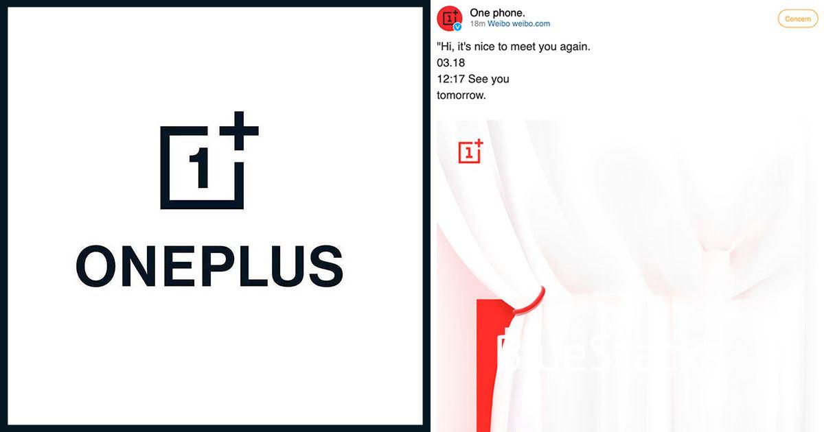 OnePlus cambia su logotipo y lo presentará el 18 de marzo