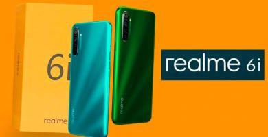 Realme 6i se lanzará con MediaTek Helio G80 SoC el 17 de Marzo