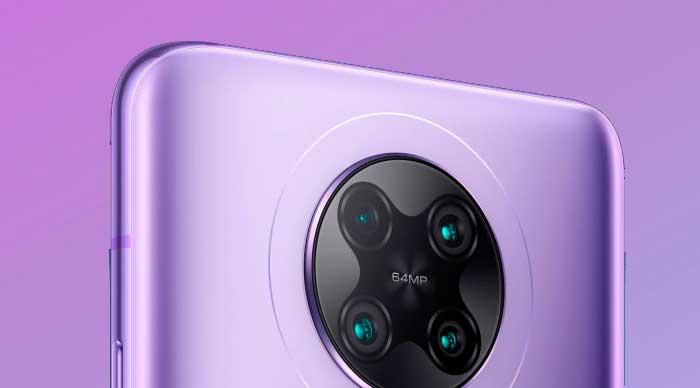 Redmi K30 Pro Edición Zoom camara